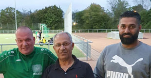 Dietmar Brux, Mohamed Jamo, Hasan Ali